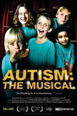 autismo o musical legendado para
